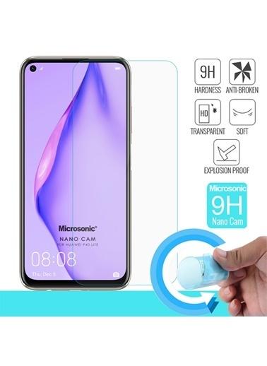 Microsonic Huawei P40 Lite Nano Cam Ekran Koruyucu Renksiz